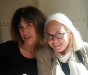 Avec Céline Caussimon