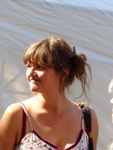 Le sourire de Camille Feist
