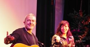 Jil Kaplan et jean-Christophe urbain ont chanté eux aussi deux chansons d'Edith Piaf.