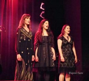 Livane, Kelka et Helen Juren Photo ©annie claire