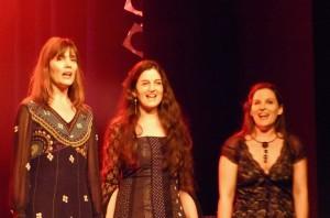 Livane, Kelka, Helen Juren Photo ©annie claire