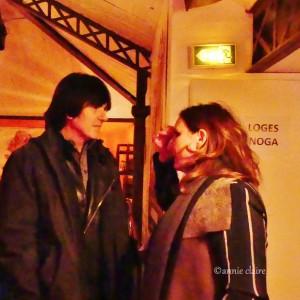 Noga et Didier Marouani Photo ©annie claire