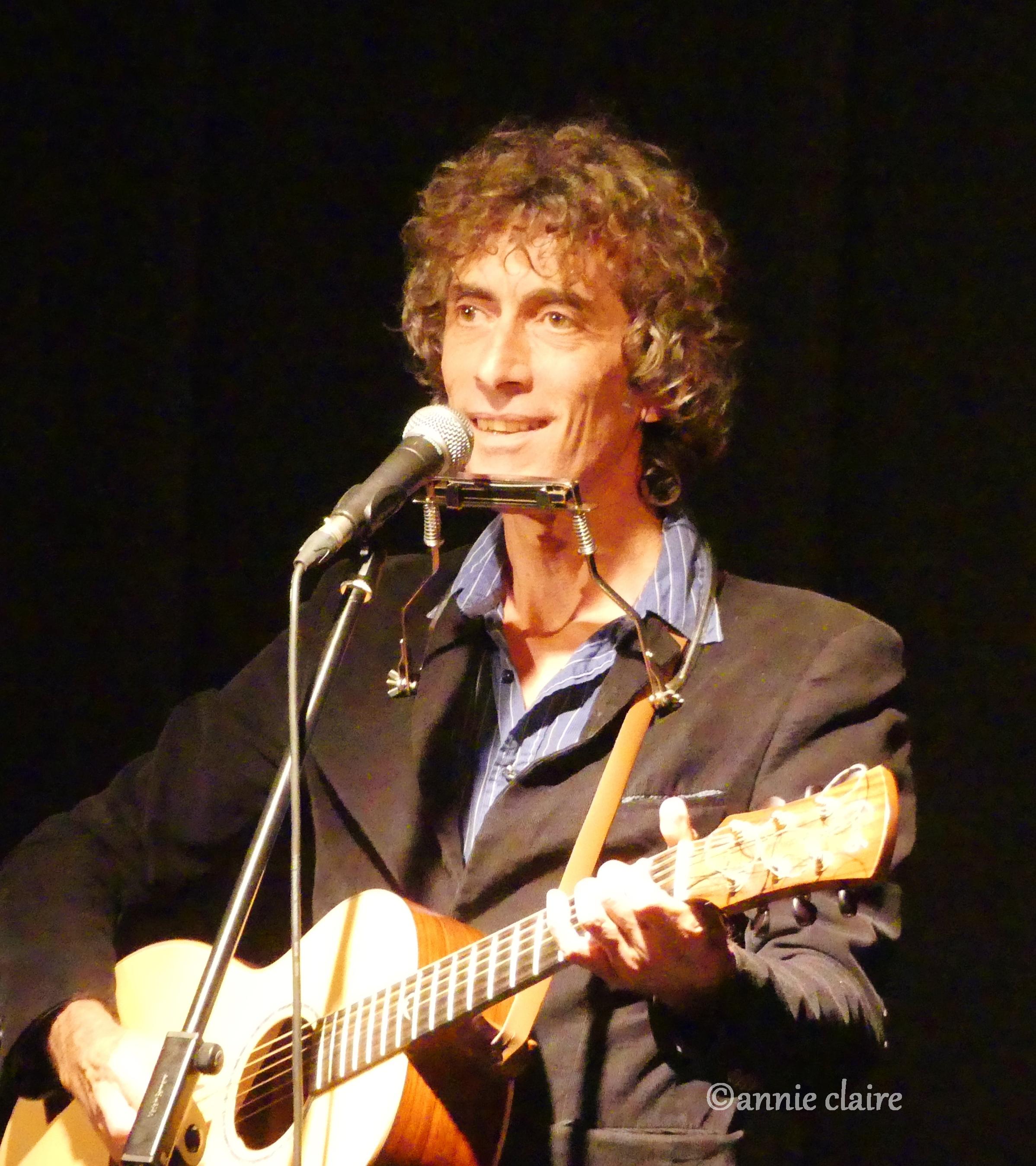 Jean Dubois à Sablonnières 10.09.2016