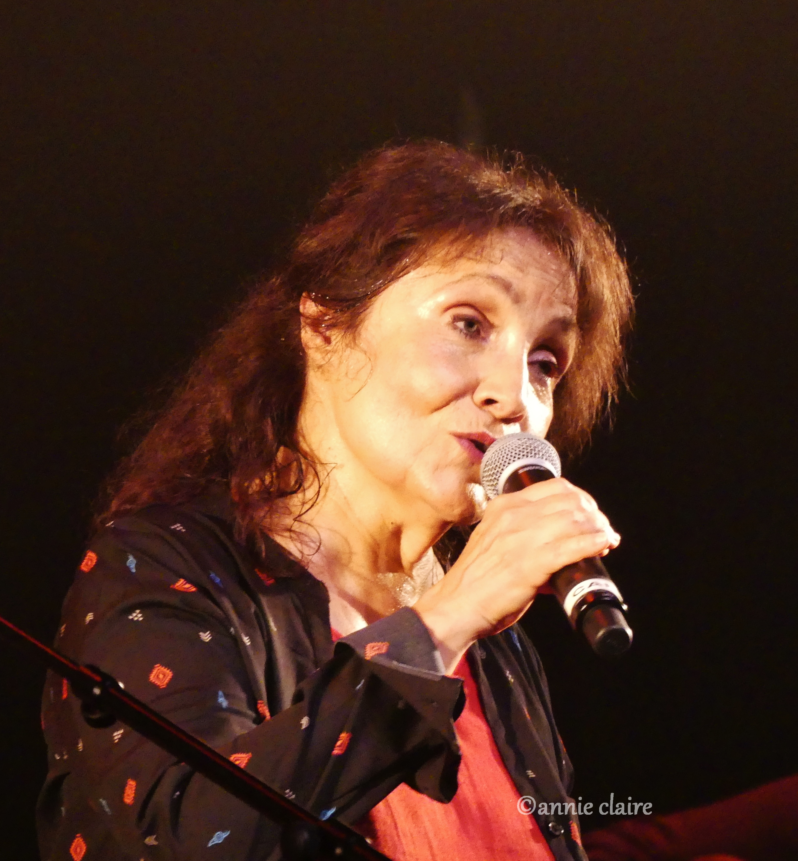 Michèle Bernard ©annie claire 18.10.2016