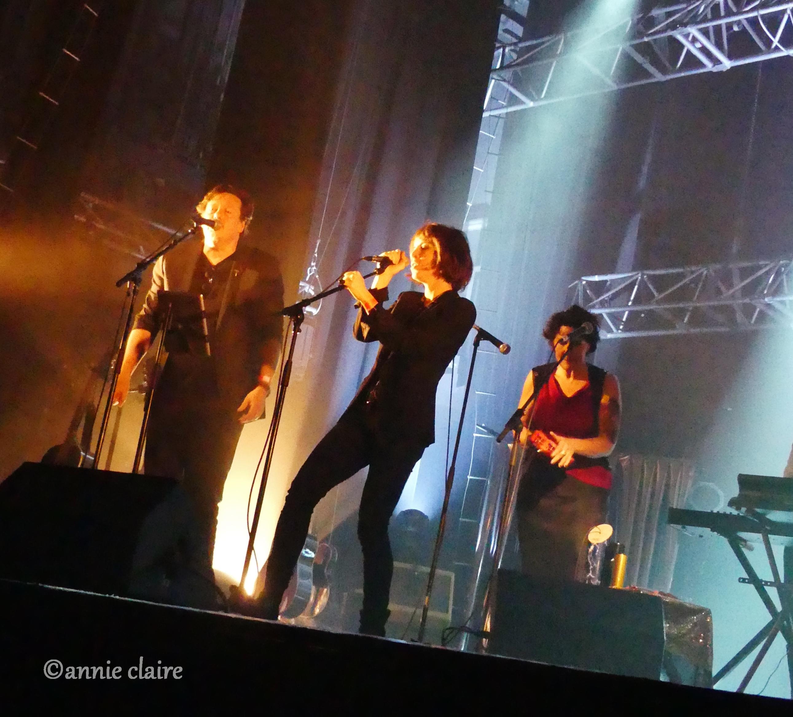 François Staal, Emilie Marsh et Sophie Gourdin ©annie claire 23.10.2016