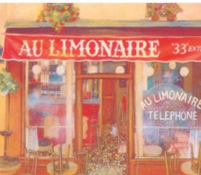 Ancien limonaire de la rue de Charenton