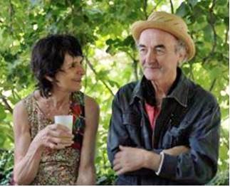 Photo de Olivier Coiffard Noëlle Tartier et Gérard Pierron