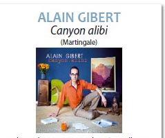 Alain Gibert Canyon Alibi
