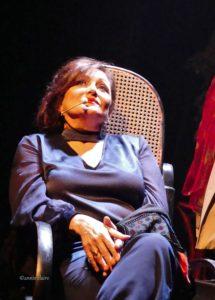 Claudia Meyer voyage avec Barbara