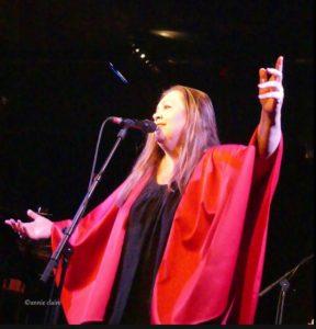 Sandra Le Couteur Grande Voix de l'Acadie