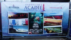 Passeport pour l'ACADIE en France